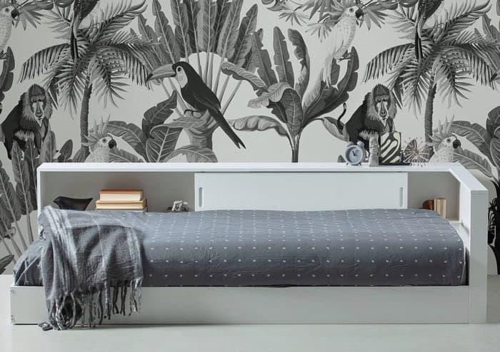 Connect seng med oppbevaring - 90x200