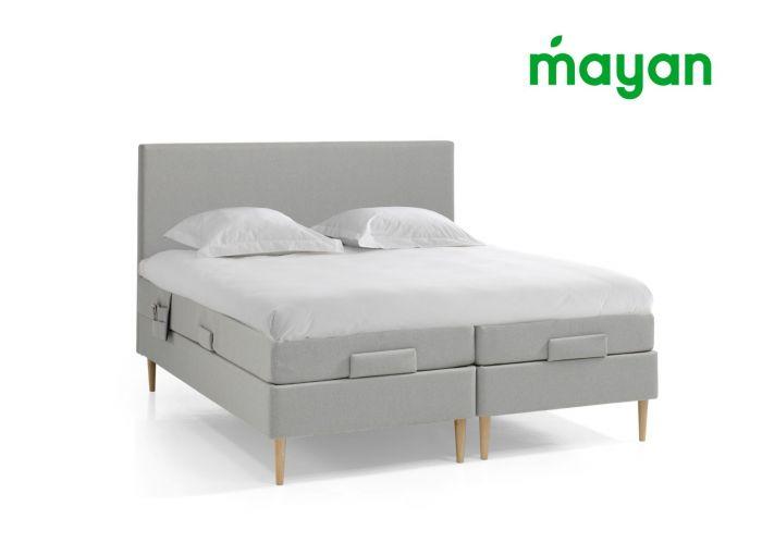 senses mayan regulerbar seng 180x200