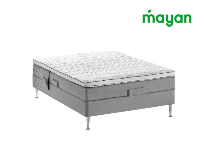 senses mayan 140x200 regulerbar seng